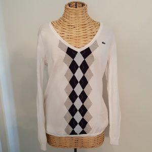 Lacoste Long Sleeve shirt size 42
